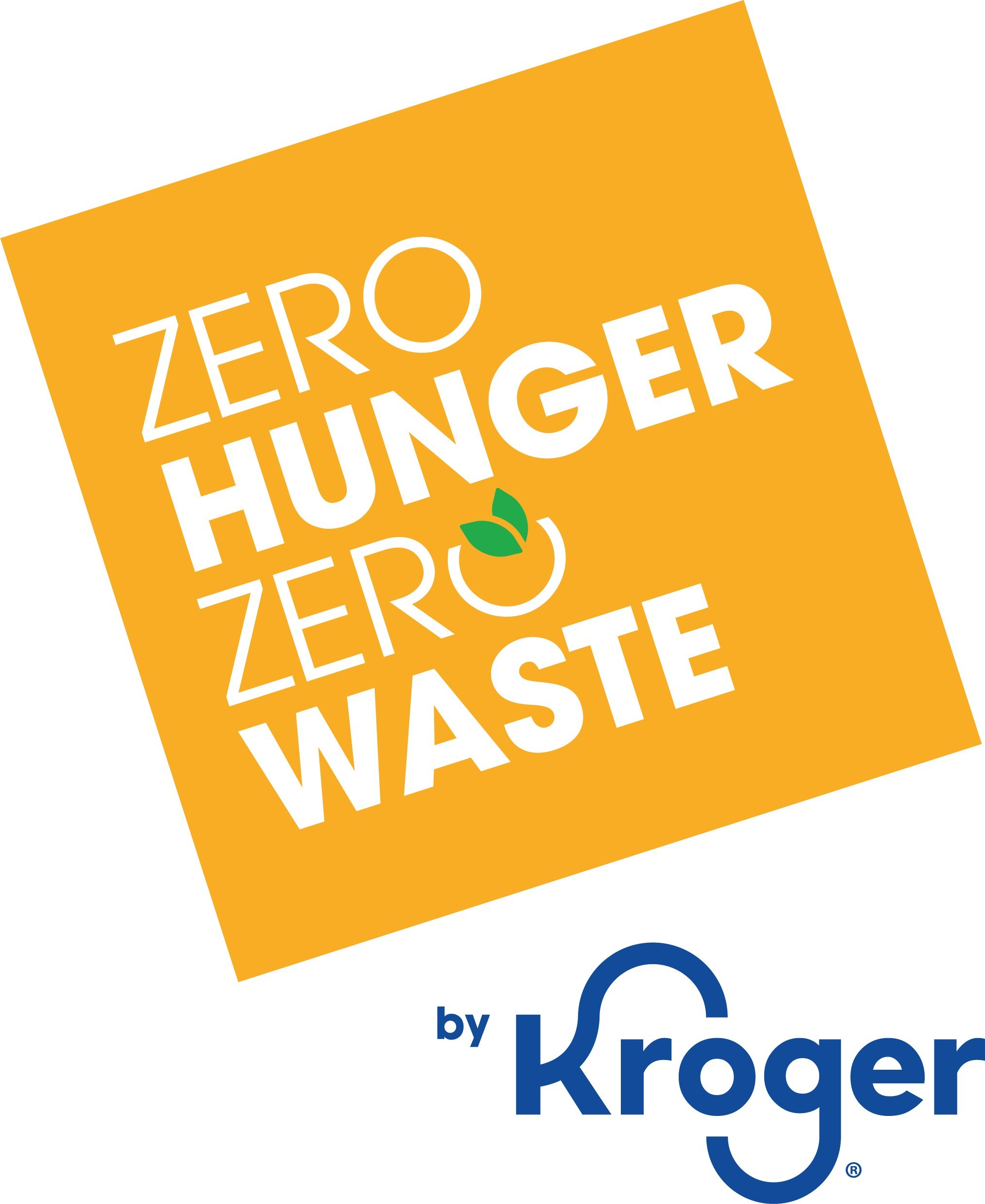 Kroger Achieves New Zero Hunger | Zero Waste Milestones