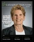 Sara Kopamees interviews Kathleen Wynne for Canadian Industry magazine