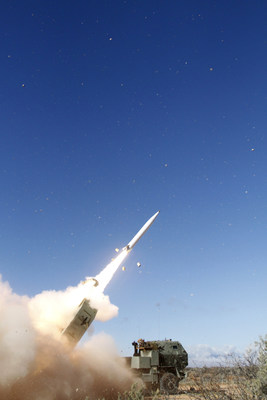 Lockheed Martin's next-generation long-range missile demonstrates precision and reliability in its third consecutive test April 30, following a highly accurate demonstration March 10 and equally successful inaugural flight on Dec. 10, 2019, shown here.