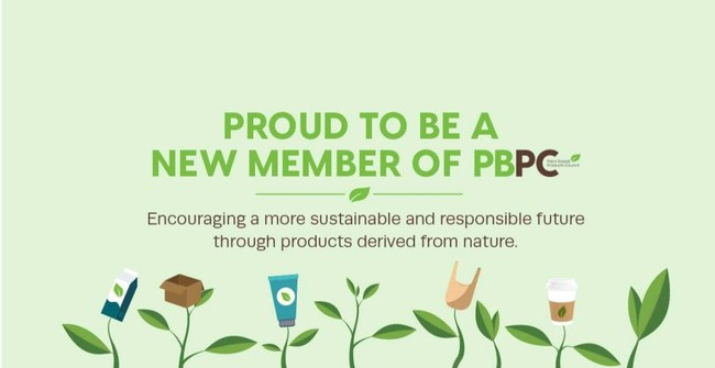 Proud to be a new member of the Plant Based Products Council