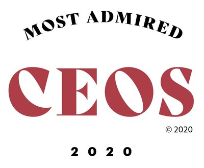 Minneapolis/St.Paul Business Journal 2020 Most Admired CEOs