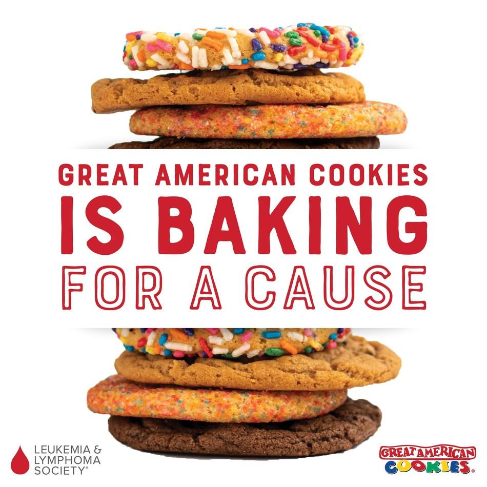 Great American Cookies E-Commerce Program Now Benefits LLS