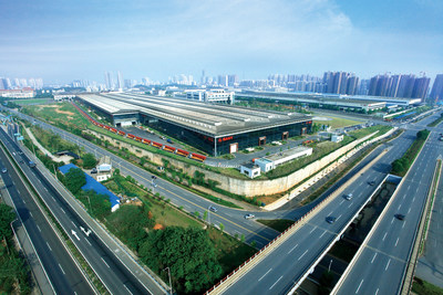 Sany Changsha Industrial park (PRNewsfoto/SANY)