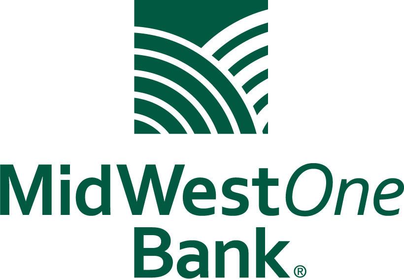 MidWestOne Bank logo (PRNewsfoto/Newgen Software Inc.)