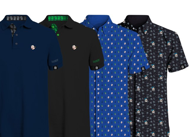 Popeye x Preppy Pop Limited Edition Collection