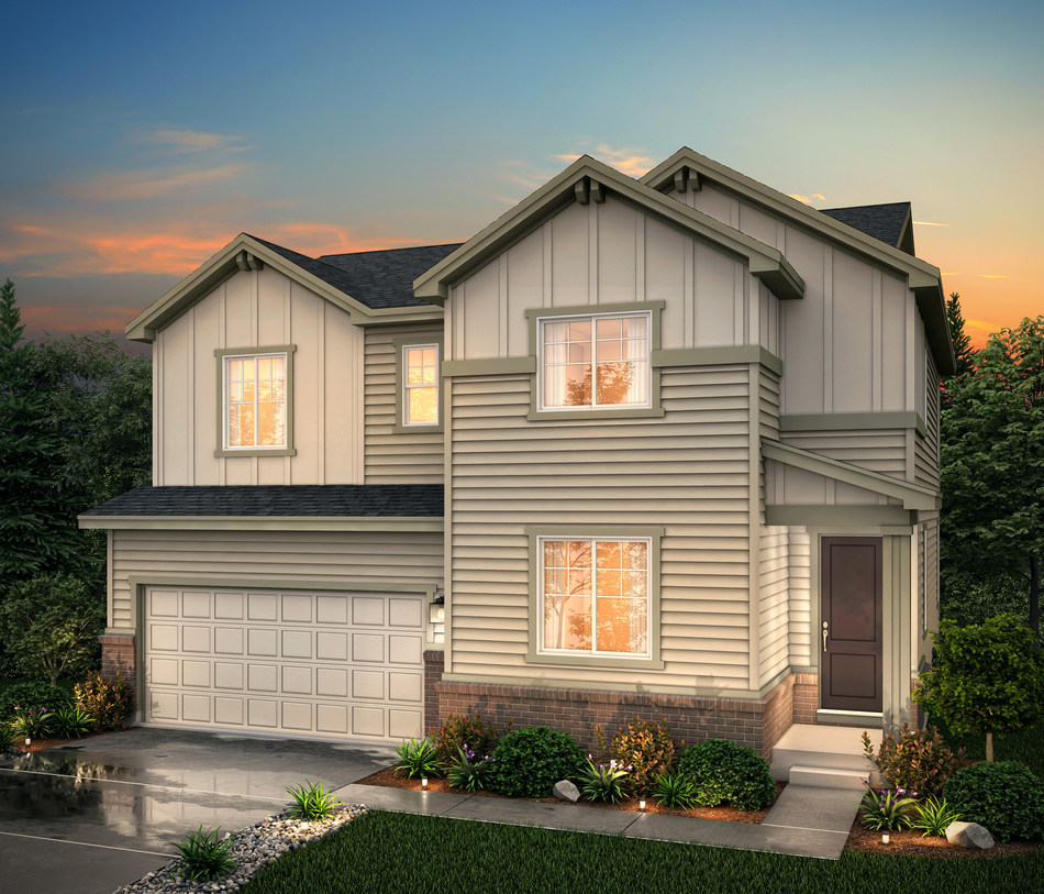 Meridian Ranch in Falcon, CO | New homes by Century Communities
