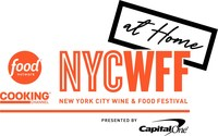 NYCWFF at Home presented by Bank of America, is an ongoing, virtual, live cooking and educational series that will bring consumers into the kitchens and living rooms of their favorite chefs, cooks, mixologists and food personalities.