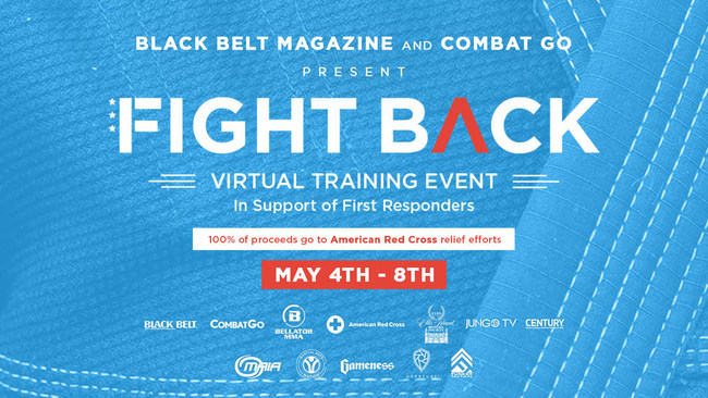 Fight Back Virtual Training Event - May 4th - 8th