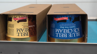 (PRNewsfoto/Blue Bell Creameries, L.P.)