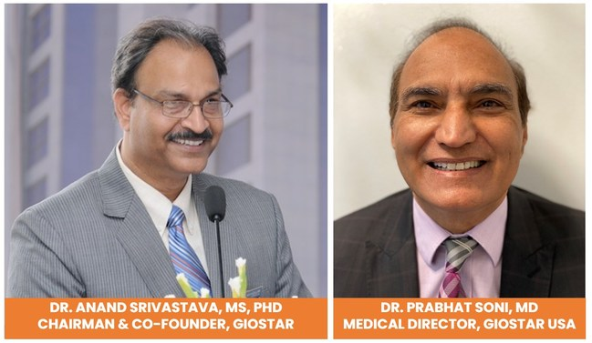 Led by Dr. Prabhat Soni, the trial is based on extensive stem cell research by Dr. Anand Srivastava