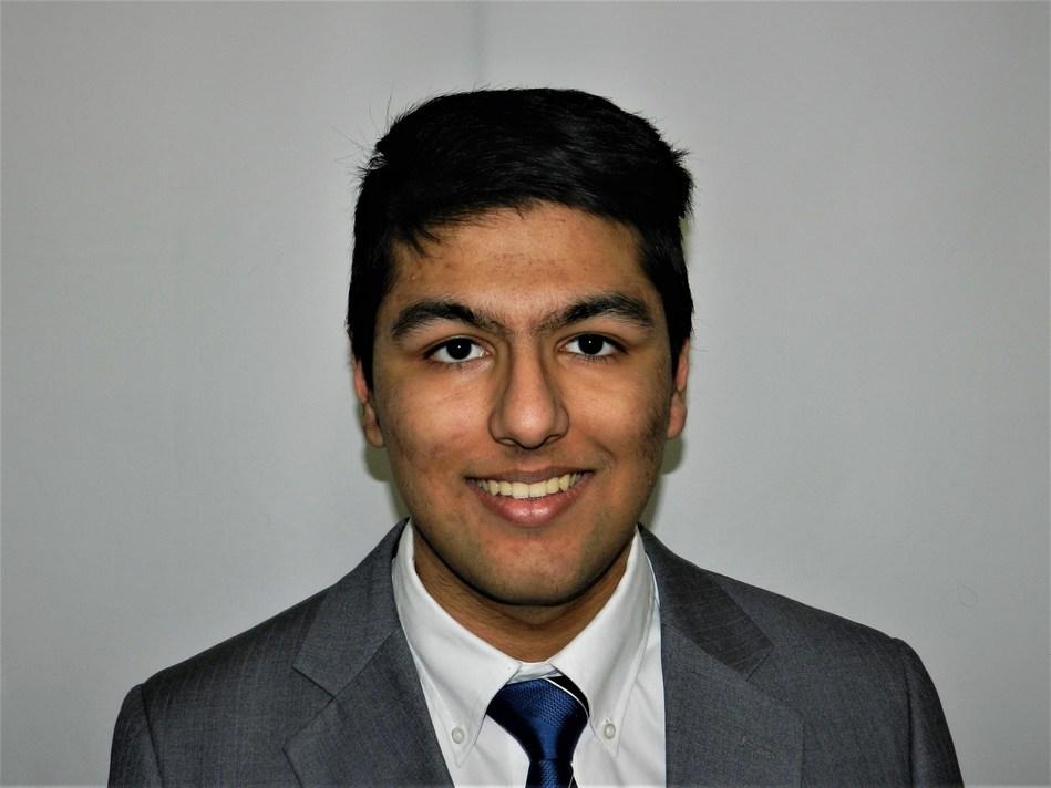 Kunal Mohindra (PRNewsfoto/Prudential Financial, Inc.)