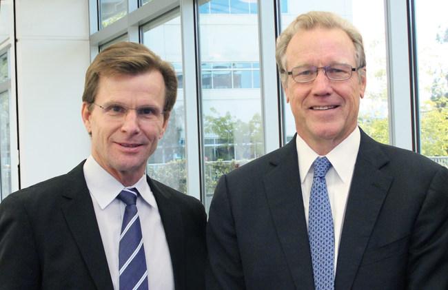 Dr. Daniel Kelly & Dr. Neil Martin