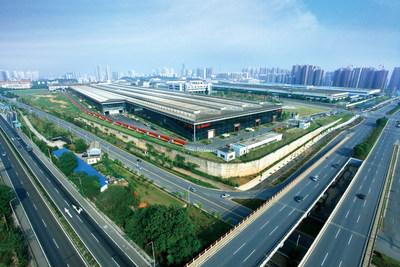 Parque industrial Sany Changsha (PRNewsfoto/SANY)