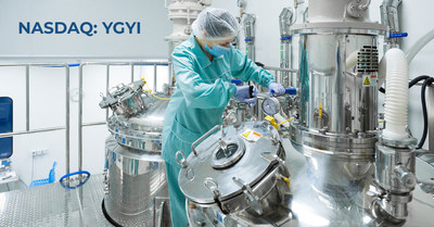 Khrysos Industries, Inc. (NASDAQ: YGYI) Launches Web Interface for FDA Approved Hand Sanitizers