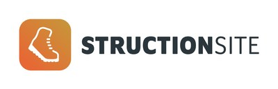 StructionSite construction 360 photo and video documentation software. (PRNewsfoto/StructionSite)