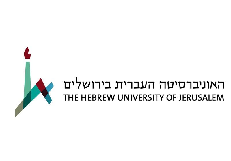 The Hebrew University of Jerusalem logo (PRNewsfoto/Hebrew University of Jerusalem)