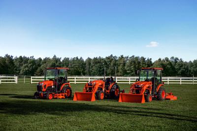 The New LX Series (CNW Group/Kubota Canada Ltd.)