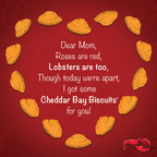 Red Lobster® Releases Mother's Day At-Home Cheddar Bay Biscuit®-Centric Brunch Recipes And E-Cards