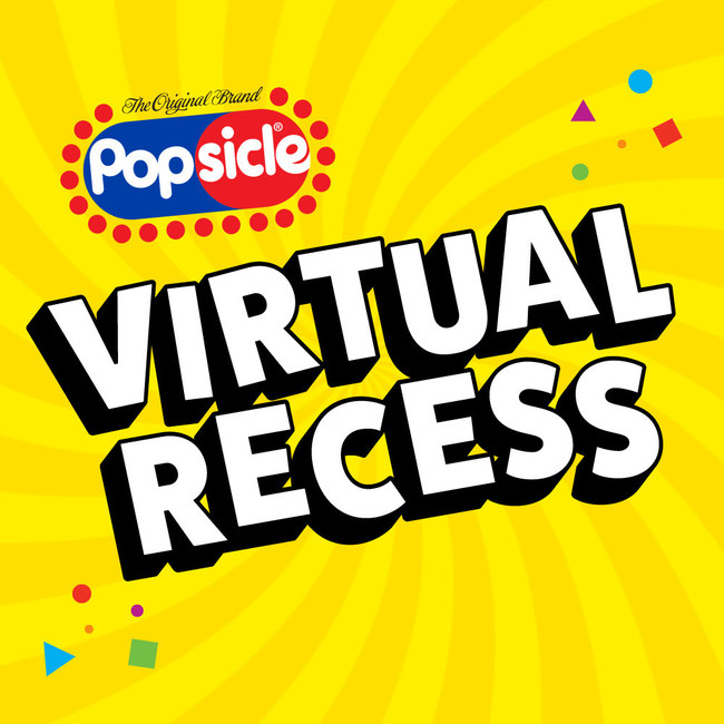 Popsicle Virtual Recess, is a series of creative tutorials and family activities created to help families engage in imaginative play at home.