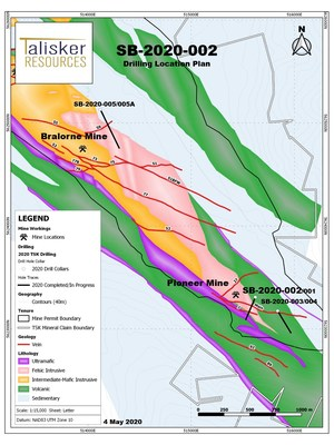 Figure 2 (CNW Group/Talisker Resources Ltd)