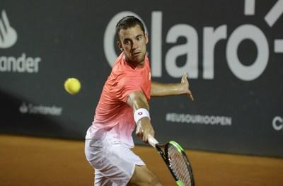 Dreamfueller Serbian Tennis Star Laslo Djere