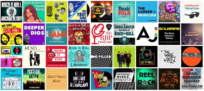 Shows in Pantheon Podcast Network
