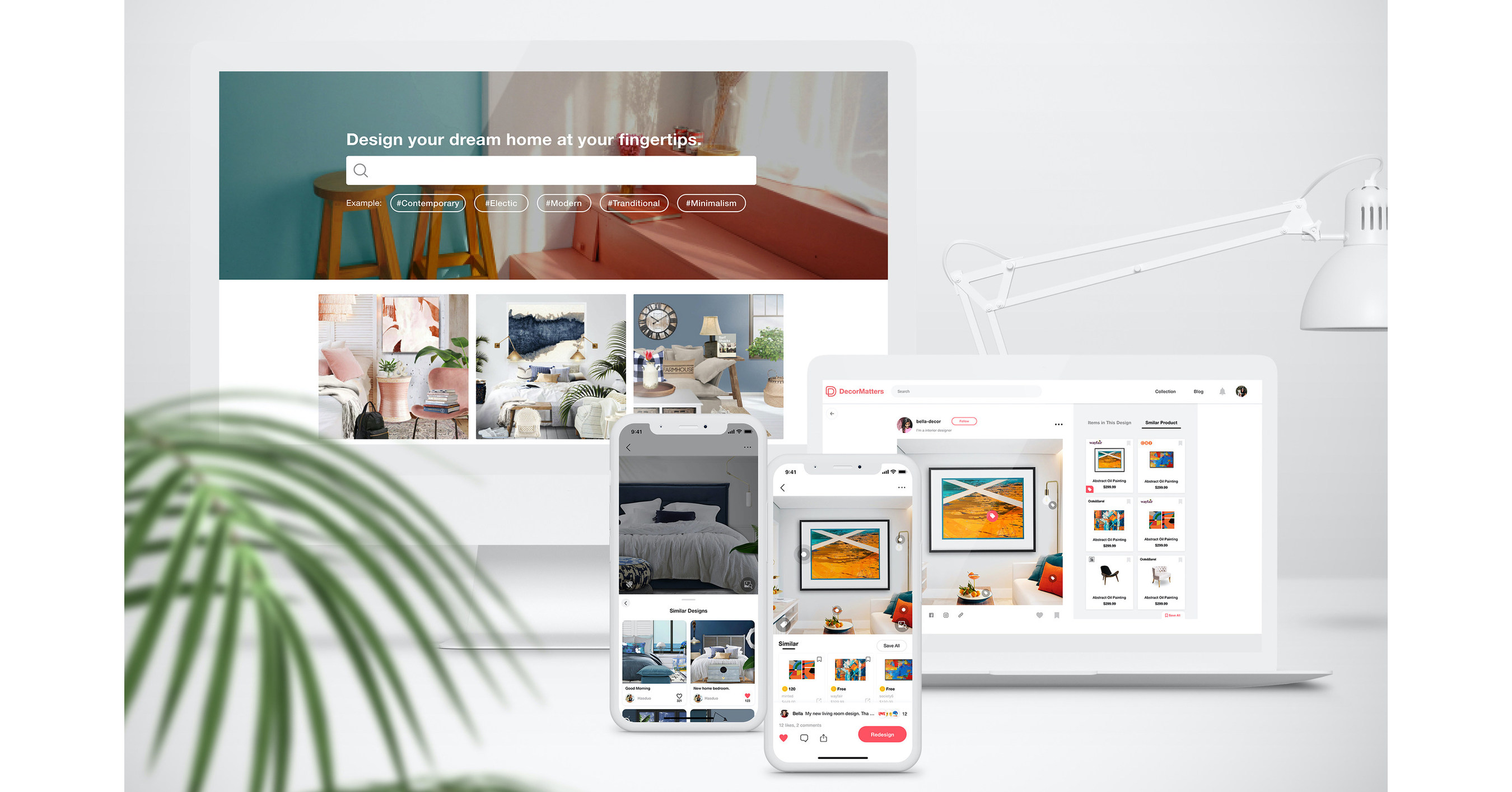 DecorMatters Announces AI Integration in Interior Design App and ...