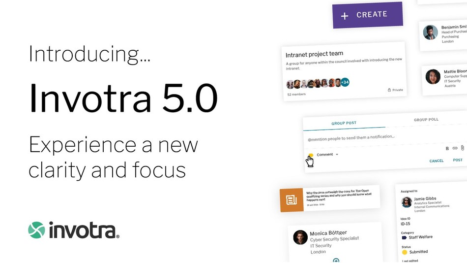 Introducing Invotra 5.0