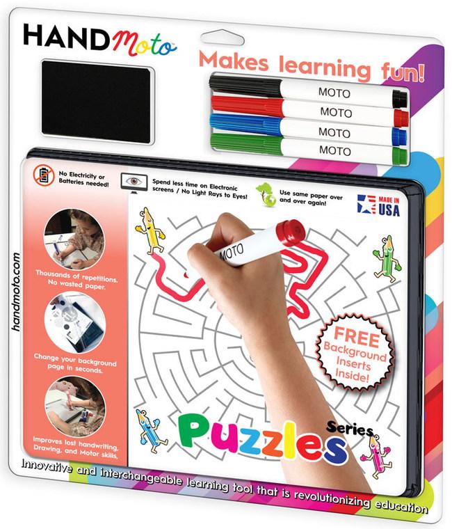 HandMoto Puzzle Series