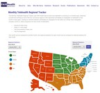 FAIR Health Launches Monthly, Interactive Tool Tracking Telehealth across Regions