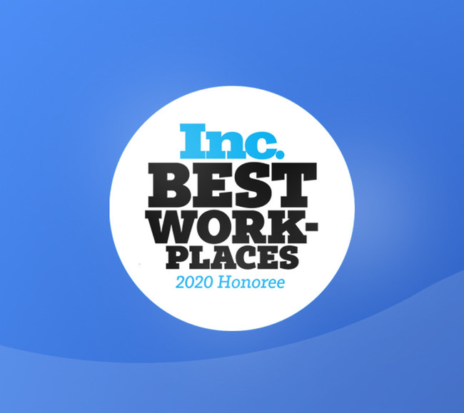 Bookkeeper360 named Best Place to Work by Inc Magazine