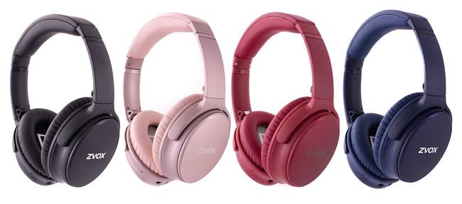 ZVOX AV50 Noice-Cancelling Headphones Enhance the Audio on Zoom Calls