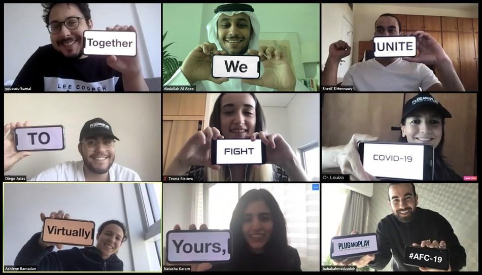 Let's stay stronger, together. #AFC19