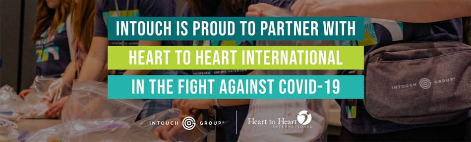 Intouch Group is proud to partner with Heart to Heart International in the ongoing fight against COVID-19. Infection prevention and good hygiene are critical during this global pandemic, especially in vulnerable communities.