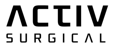 Activ Surgical is a pioneering digital surgery company focused on improving surgical efficiency, accuracy, patient outcomes and accessibility. (PRNewsfoto/Activ Surgical)