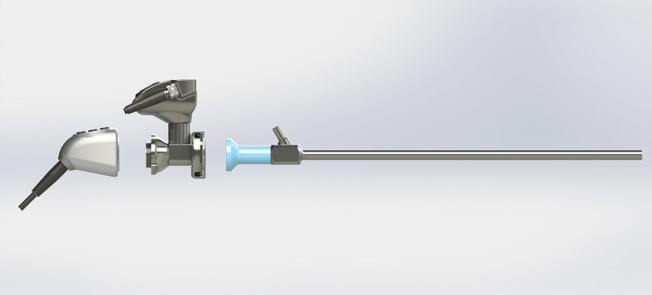 Activ Surgical's imaging module, named ActivSight, is an easy-to-adapt, connected platform that seamlessly attaches to today's laparoscopic and arthroscopic systems so outcomes can be improved immediately, providing real-time, on demand insights, integrated into standard monitors.