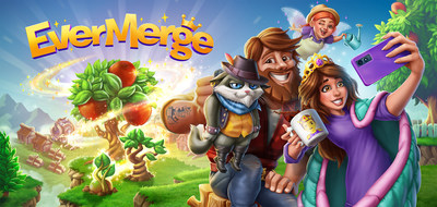 "Reimagine ""Happily Ever After"" with EverMerge, a New Puzzle Adventure Mobile Game by Big Fish Games"