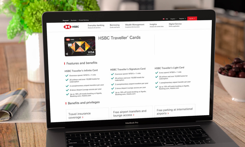 HSBC Taiwan partners with Ascenda to enhance rewards offering