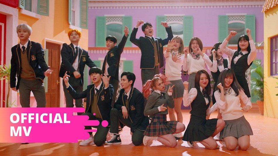 """KOREAN POP MUSIC VIDEO """"BE THE FUTURE"""" RELEASED TO MEDIA AND SCHOOLS TO URGE YOUTH TO STAY SAFE DURING COVID-19"""