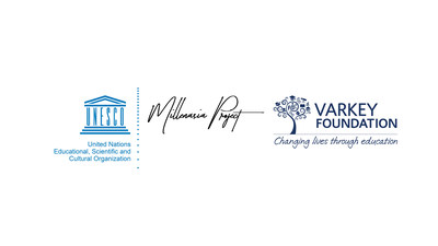UNESCO, Millenasia, and The Varkey Foundation