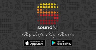 Acerca de Soundfyr: Soundfyr. Un hogar mundial para músicos, fans, talentos y profesionales en la industria de la música, negocios relacionados con la música, actuaciones en vivo, entrevistas y más. Disponible en Google Play y The App Store. Soundfyr, ¡Mi Vida, Mi Música! Cualquier Idioma, Cualquier Género