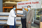 Joseph Abboud Brand Delivers 2,000 Meals to Frontline Healthcare Workers at Robert Wood Johnson University Hospital in New Jersey