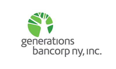 Generations Bancorp NY Logo (PRNewsfoto/Generations Bank)