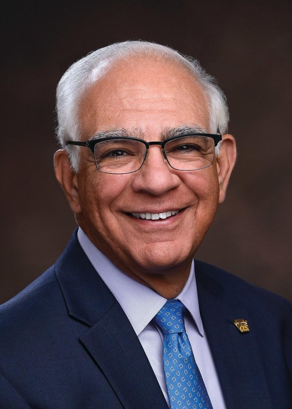 Lawrence John, MD, president of the Pennsylvania Medical Society