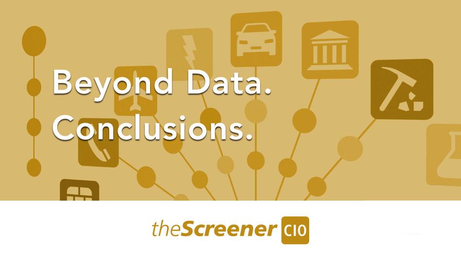 Visual theScreener CIO (PRNewsfoto/theScreener Investor Services AG)
