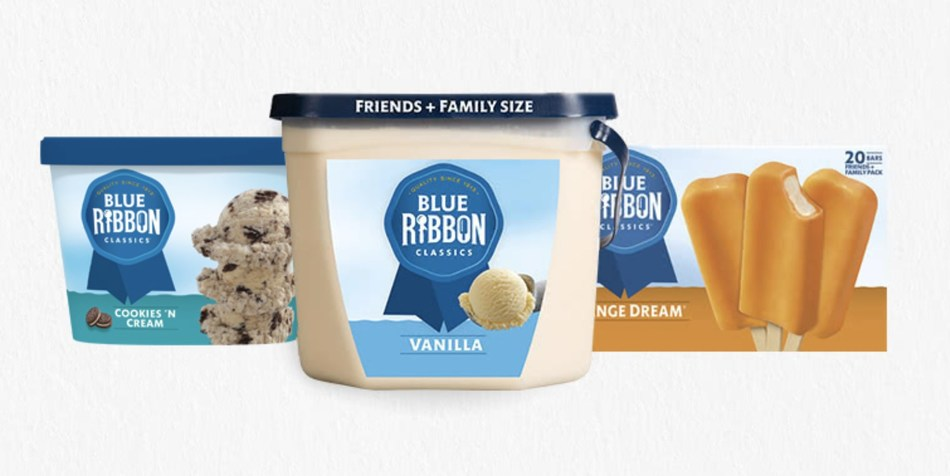 ONE SCOOP, ONE BOWL, ONE DELICIOUS BITE AT A TIME. At Blue Ribbon Classics, we don't just make ice cream. We bring families and friends together.
