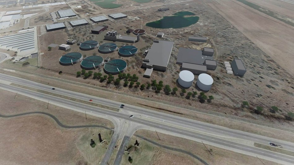 The City of Wichita, with support from Burns & McDonnell, secured nearly $280.9 million in federal credit financing to fund the new Wichita Northwest Water Facility.