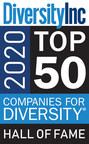 Sodexo Named by DiversityInc as a 2020 Hall of Fame Company