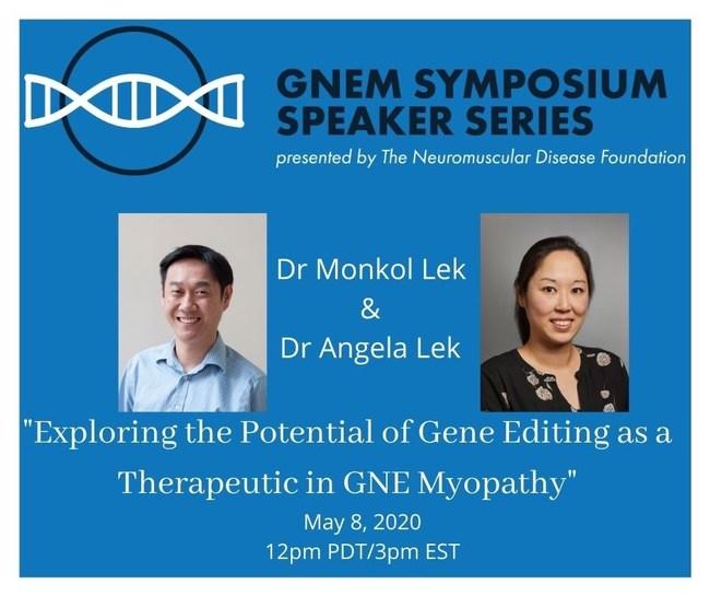 GNEM Symposium Speaker Series