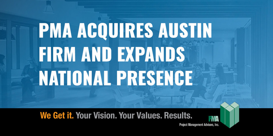 PMA Acquires Austin Firm and Expands National Presence